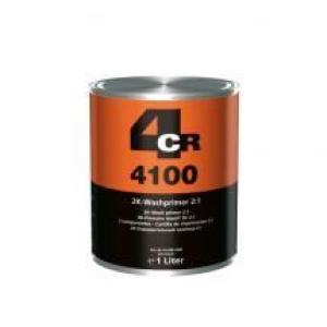 4CR 4100 Primer 2K Washprimer VOC 2:1 hellgrau
