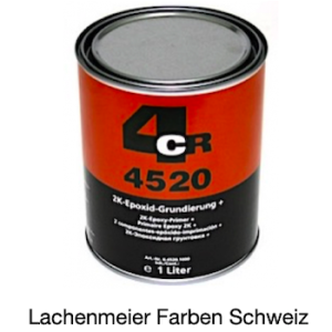 4CR 4520 Grundierung 2k Epoxy