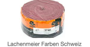 4CR 3740 Schleifvlies Premium Rolle VF 115mmx10m very fine Rot