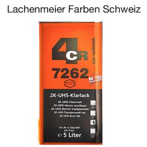 4CR 7262 Klarlack UHS 2:1 Low- VOC 420