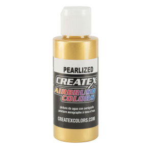 Createx Airbrushfarbe 5307 Pearl Satin Gold