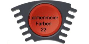 Faber-Castell Connector Deckfarben Einzelnäpfchen S12 22 Zinnoberrot, dunkel