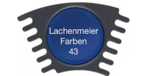 Faber-Castell Connector Deckfarben Einzelnäpfchen S12 43 ultramarinblau