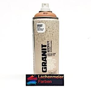 Montana Effect Spray Granit EG8000 Brown WB (auch auf Styropor)