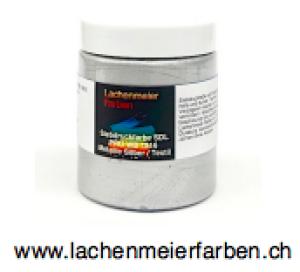 Siebdruckfarbe SDL PRO WB 1916 Metallic Silber / Textil / Holz / Papier