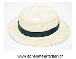 Fasnachts- Hut Strohhut A