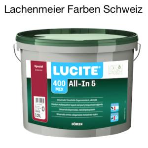 Lucite Innen All In 5 Matt A Weiss + Base 3 12L
