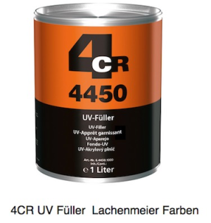 4CR 4450 Füller UV