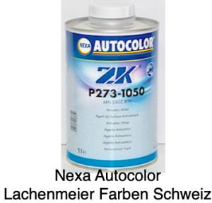 Autocolor 1050 Anti-Static Wipe Reiniger