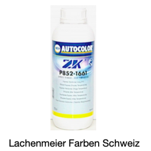 Autocolor Verdünner 1661 Express Thinner - HIGH Temperature