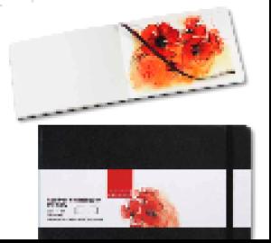 Block Aquarell Skizzenbuch Memory 180gr 28 Blatt 14x9