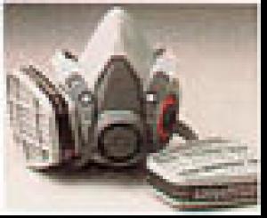 3M Atemschutz Maske 6000 Teile 6962 Maskenkörper mittel