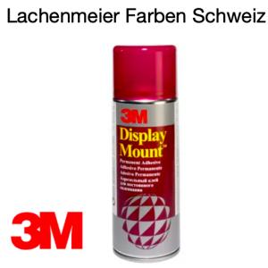 3m Kleber Spray Display Mount DM400 für feste Verklebungen