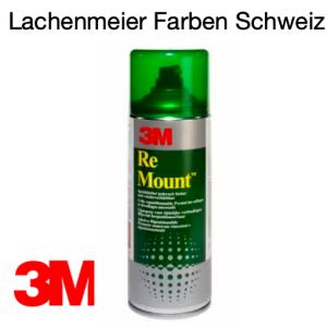 3m Kleber Spray ReMount repositionierbar / wiederlösbar