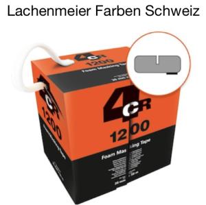 4CR 1200 Abdecken Foam Tape 20mm x 50m