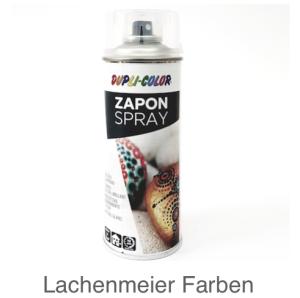 Duplicolor Zaponlack Glanz Cristal Spray glanz farbloser Metallschutzlack
