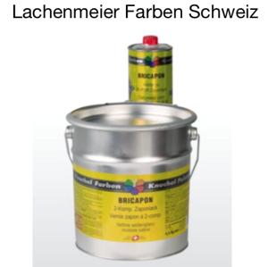 Bricapon 2K Zaponlack / Metallschutzlack farblos  Glanz9:1 436 (Härter 967)