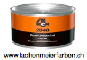 4CR 2040 Spachtel Zinnersatzspachtel inkl. Haerter