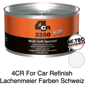 4CR 2350 Spachtel Polyester Multi Soft inkl. Härter