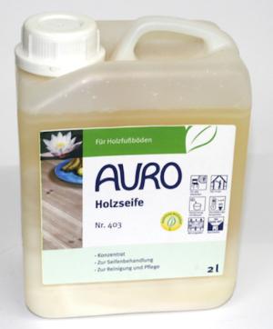 Naturfarben Auro 403 Holzseife