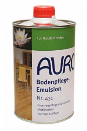 Naturfarben Auro 431 Bodenpflege- Emulsion