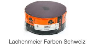 4CR 3750 Schleifvlies Rolle 115mmx10m VF very fine Rot