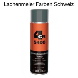 4CR 5400 Steinschlagschutz Spray Grau