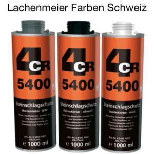 4CR 5400 Steinschlagschutz Grau