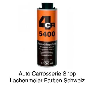 4CR 5400 Steinschlagschutz Schwarz