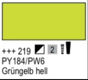 Talens Amsterdam Acryl Expert A 219 S2 Gruengelb hell