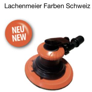 4CR 3800 Excenter Schleifmaschiene Druckluft Teller 150mm Hub 5mm