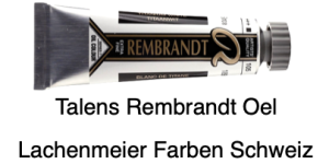 Talens Rembrandt Oelfarbe A 105 S1 Titanweiss
