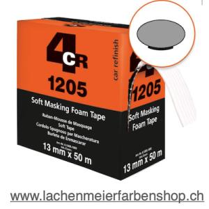 4CR 1205 Abdecken Foam Tape 13mm x 50m