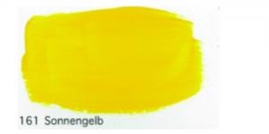 Profi gouache 161 sun yellow artist decorative paint WB