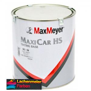 MM Maxicar HS Tintig Base BO 00 Transparent Tinter