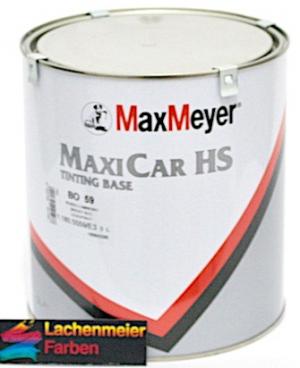 MM Maxicar HS Tintig Base BO 05 Silver Aluminium