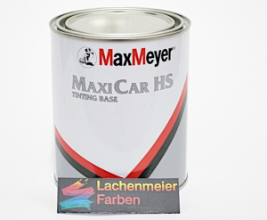 MM Maxicar HS Tintig Base BO 09 Extra Coarse Aluminium
