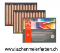 Caran d'Ache ARTIST LUMINANCE 6901 ASSORT. 40 PCS-FSC