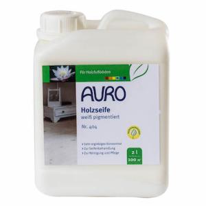 Auro 404 Wood soap, white